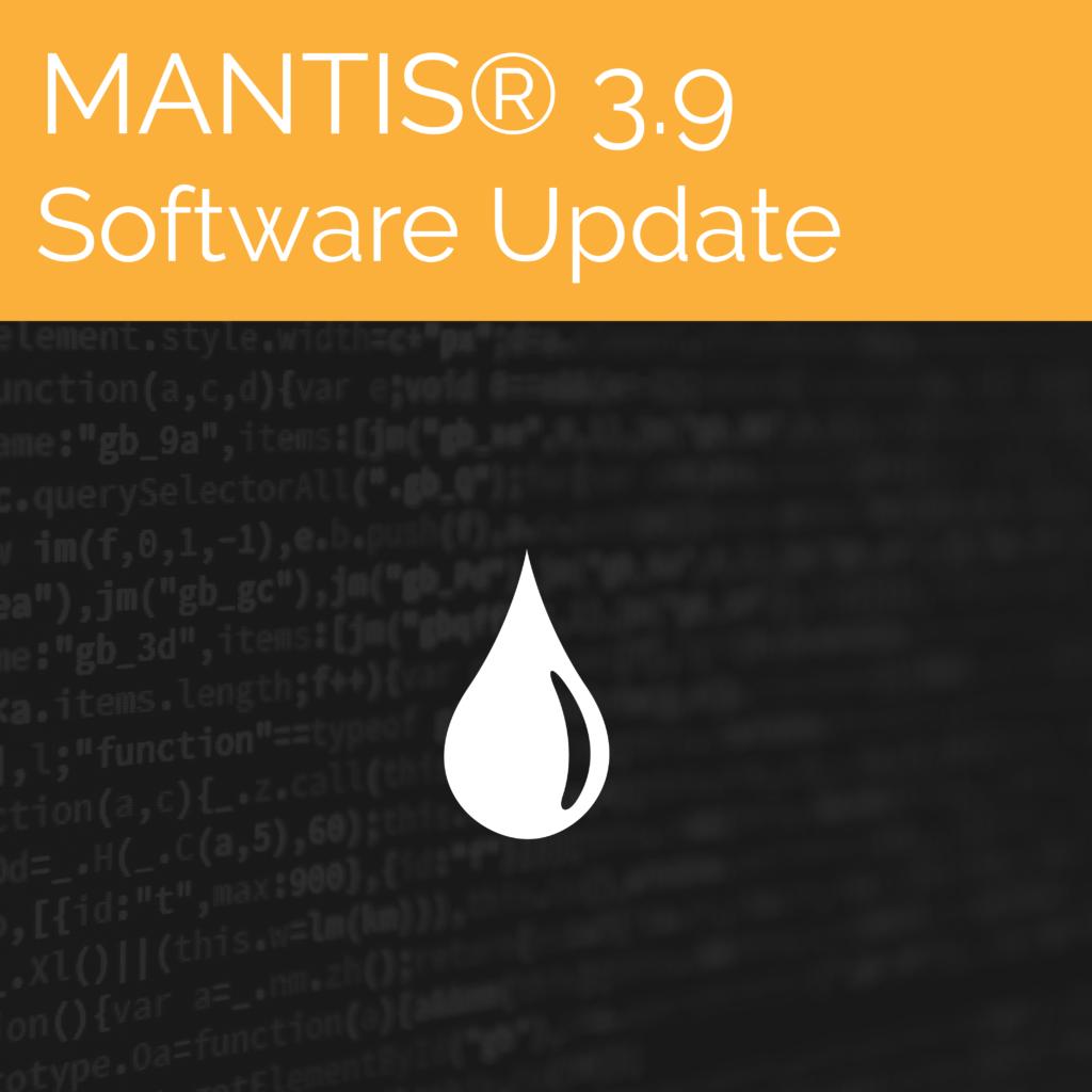 Liquid Handling Software MANTIS® Liquid Handler 3.9-01