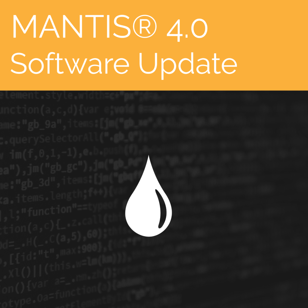 Liquid Handling Software MANTIS® Liquid Handler 4.0-01
