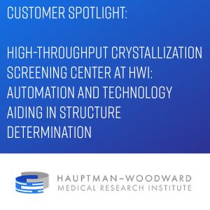 hauptman-woodward-customer-spotlight