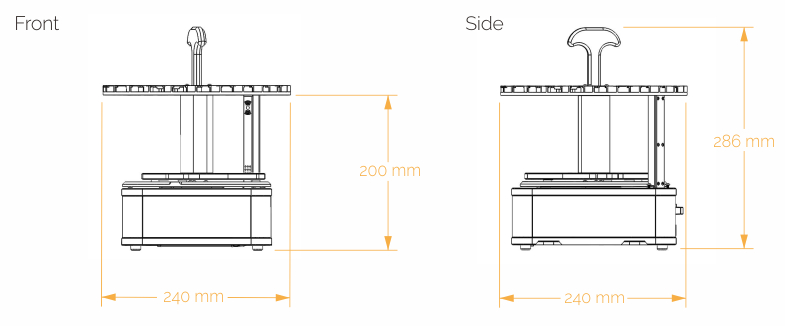 LC3-Specifications