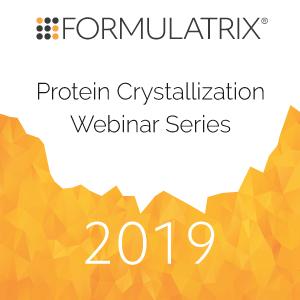 protein crystallography webinar series 2019