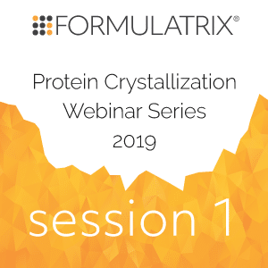 protein crystallization automation webinar 2019 session 1
